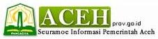 Website Pemerintah Aceh